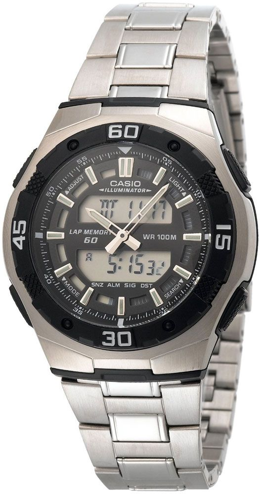 Montre Casio Homme AQ-164WD-1AVES