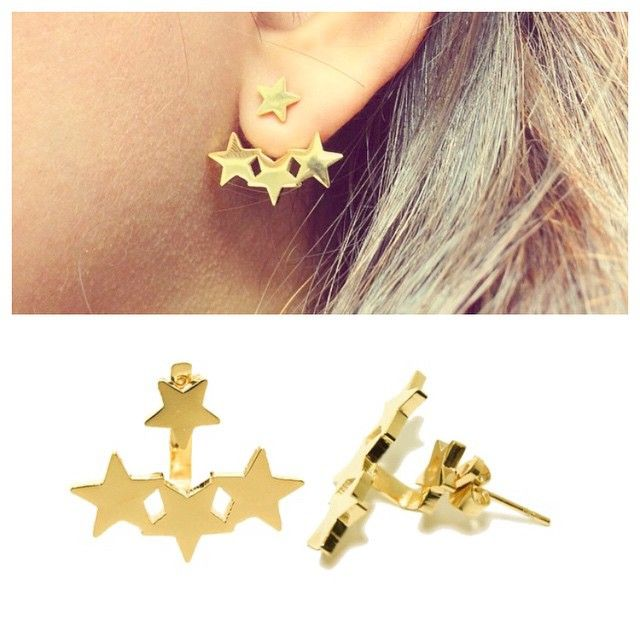 Star Spread Studs  www.lovemuse.bigcartel.com 20% $50 or more Code: Love