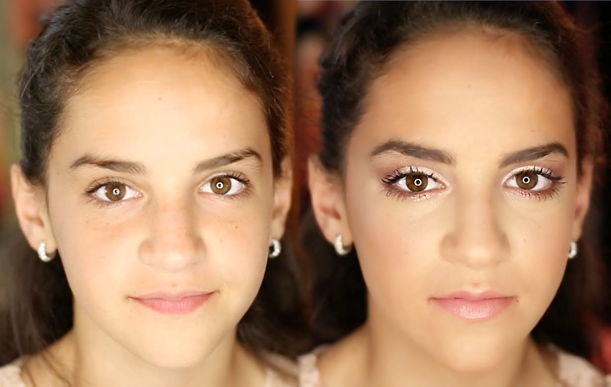 Makeup Tips · Thumbs up for my beautiful model Carly! **For a list of ALL products