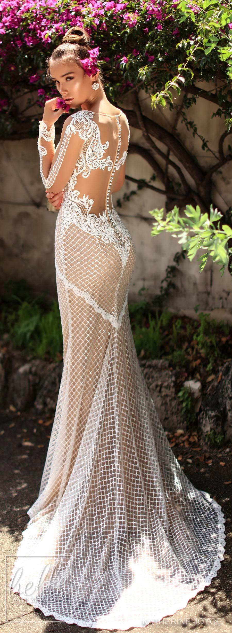 Wedding Dresses by Katherine Joyce Bridal: Ma Cheri Collection 2018 ...