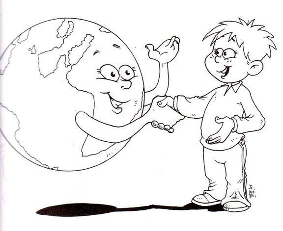 Los Duendes Y Hadas De Ludi Recursos Para Trabajar La Paz: Los Duendes Y Hadas De Ludi: Trabajar El Día De La Tierra