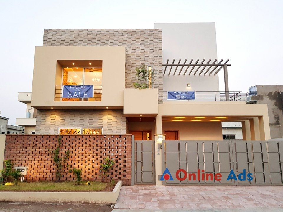 Brand New 12 Marla House in Media Town, Islamabad Sale