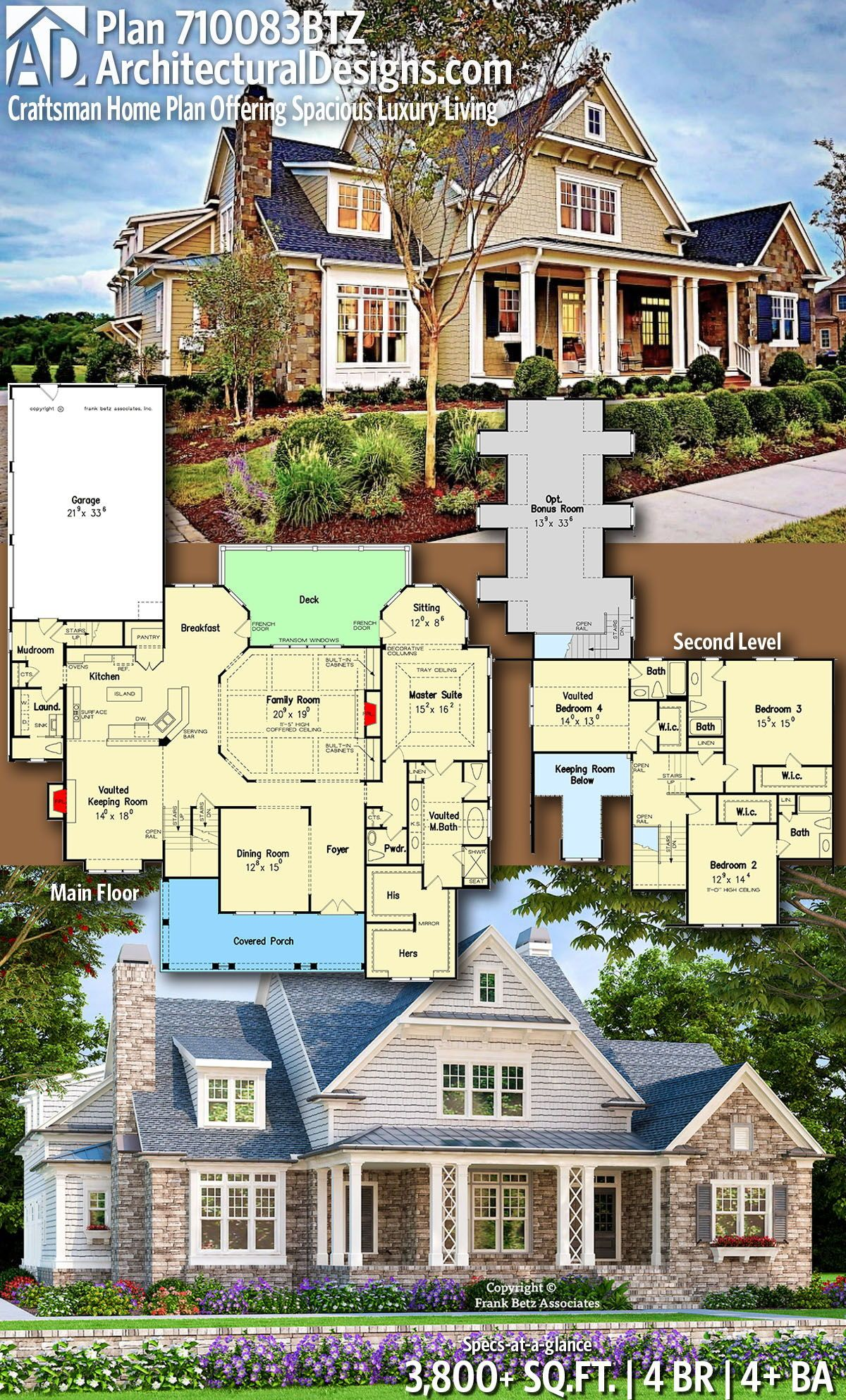 Architectural designs home plan btz gives you bedrooms baths and sq ft ready when are where do want to build also house plans archdesigns on pinterest rh