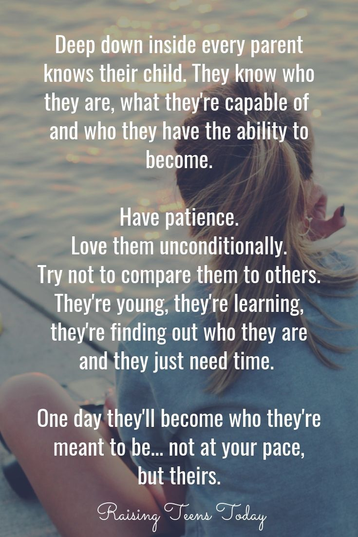 Photo of Just be patient… they'll come around when they're ready. #quotes #parentingquo…