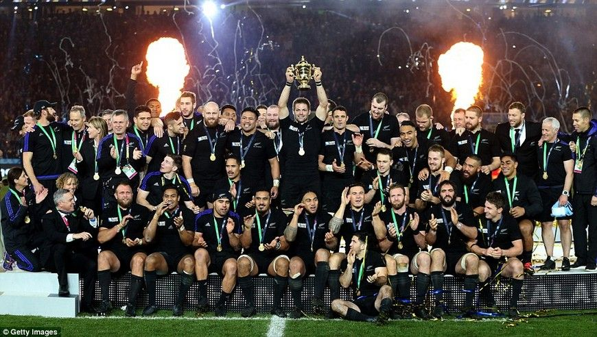 Rugby World Cup 2015 Final All Blacks Vs Wallabiesthe Last Historic Clash Richie Mccaw Jpg 870 492 Rugby World Cup All Blacks Rugby