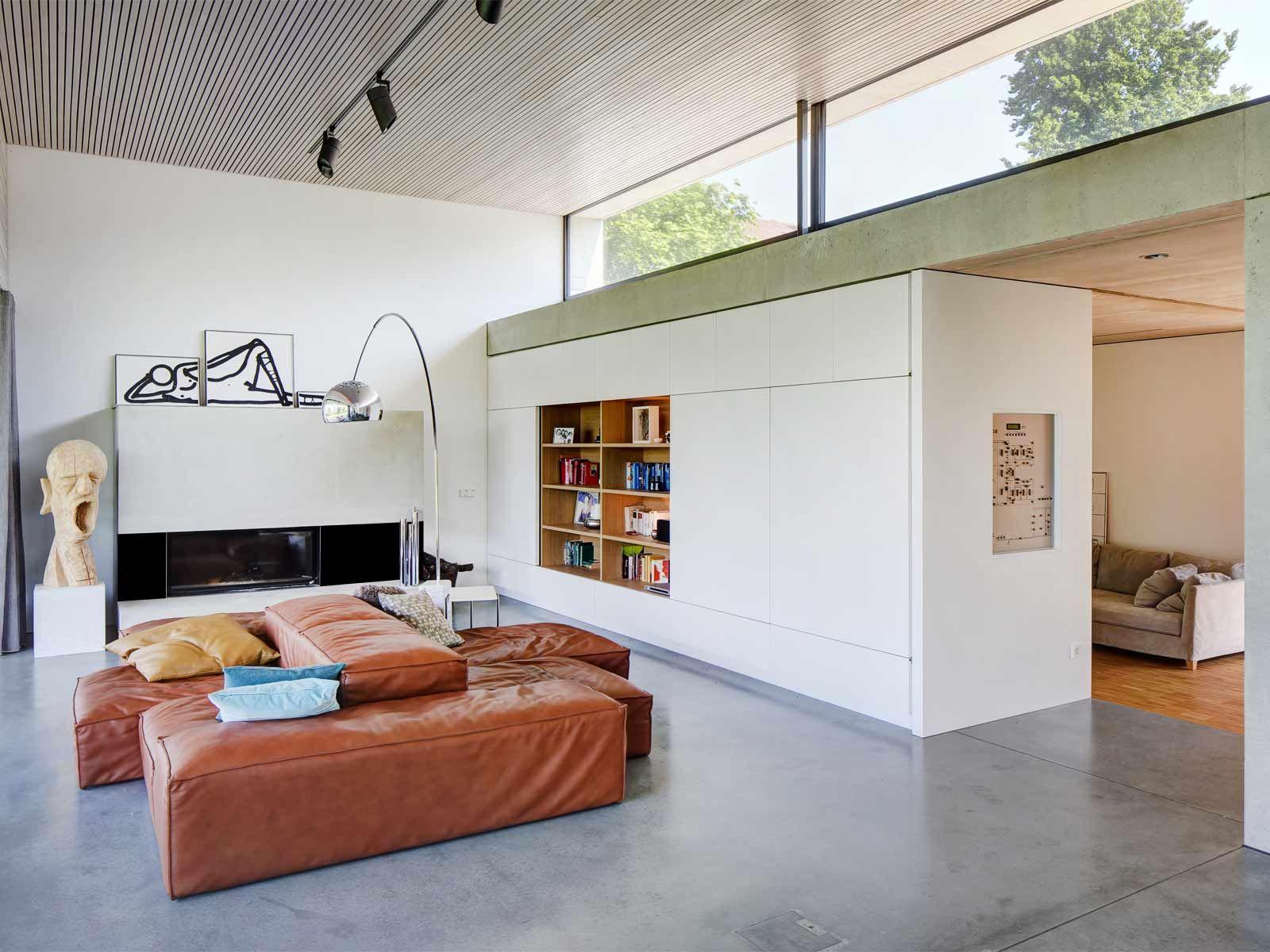 Haus S / SCHENKER SALVI WEBER ARCHITEKTEN | best | Pinterest | Wien ...