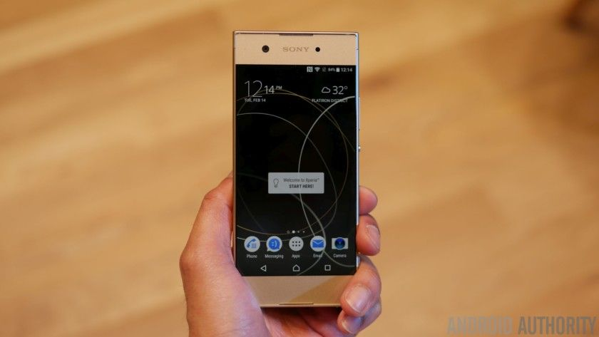 Sony Xperia Xa1 Pre Orders Begin Ahead Of Launch In The Us For 300 With Images Sony Sony Xperia Smartphone