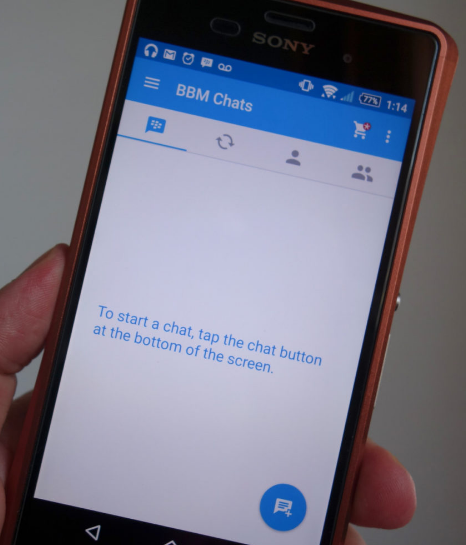 BlackBerry Messenger Update Hits Android & iOS | App News