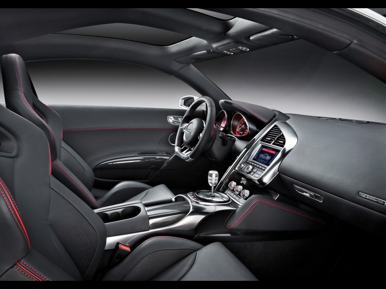 audi r8 v12 interior wallpapers 2008 audi r8 v12 tdi. Black Bedroom Furniture Sets. Home Design Ideas