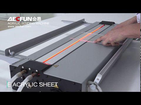 Aecfun Acrylic Bending Machine Bend Pc Pet Pp Abs Pe Board Youtube Organic Glass Plexiglass Plastic Sheets