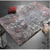 Shaggy Carpets Shaggy Carpet Glessite in Red / GrayWayfair.de This image has ...#carpet #carpets #glessite #graywayfairde #image #red #shaggy