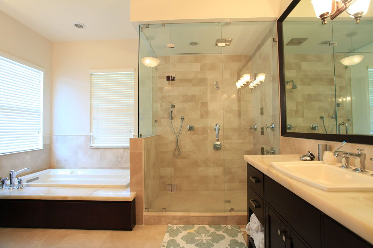 Bathroom Remodeling Components Used By Krozak Remodeling Modern