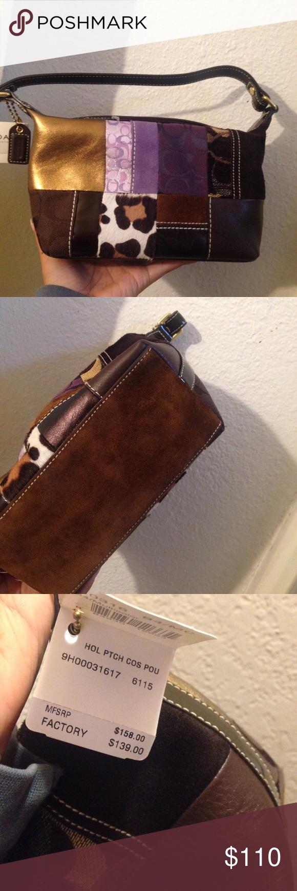 Spotted while shopping on Poshmark  Make offer NWT vintage bag!  poshmark   fashion  shopping  style  Coach  Handbags f217c62f1d