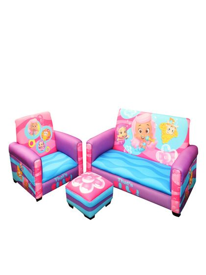 Bubble Guppies Toddler Furniture Set By Newco At Gilt Hannah Would Just