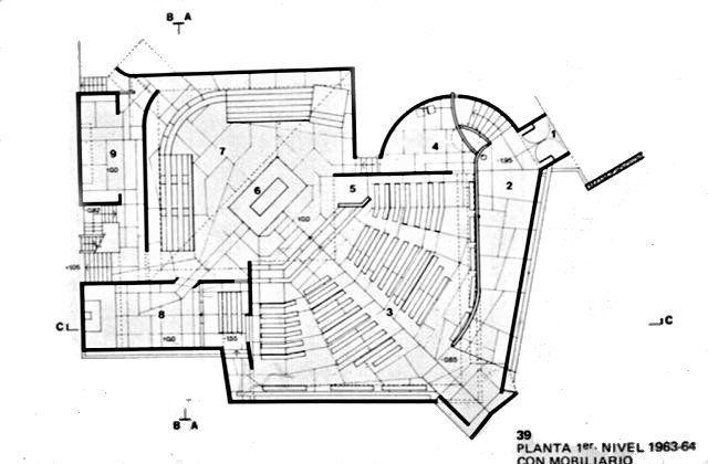 Galería de Clásicos de Arquitectura: Capilla del Monasterio Benedictino / Gabriel Guarda, Martín Correa - 8