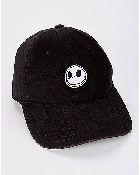 Jack Skellington Dad Hat - The Nightmare Before Christmas - Spencer s 6c078e569942