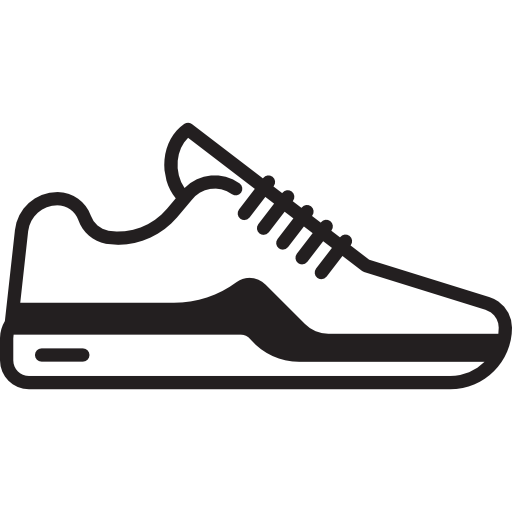 Sport Shoe Free Vector Icons Designed By Freepik Shoe Logo Ideas Vector Icon Design Icon Design