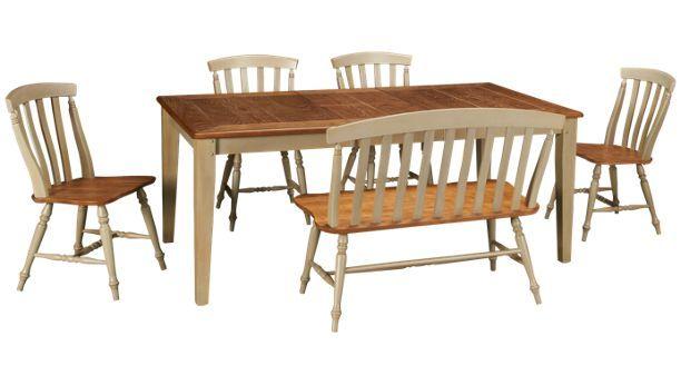 Liberty Furniture-Al Fresco-Al Fresco 6 Piece Dining Set ...