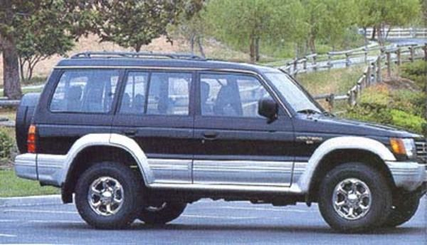 1992 1995 Mitsubishi Montero Factory Service Manual Pdf Repair Workshop Manual 1992 1993 1994 1995 320593 Repair Manuals Mitsubishi Mitsubishi Pajero