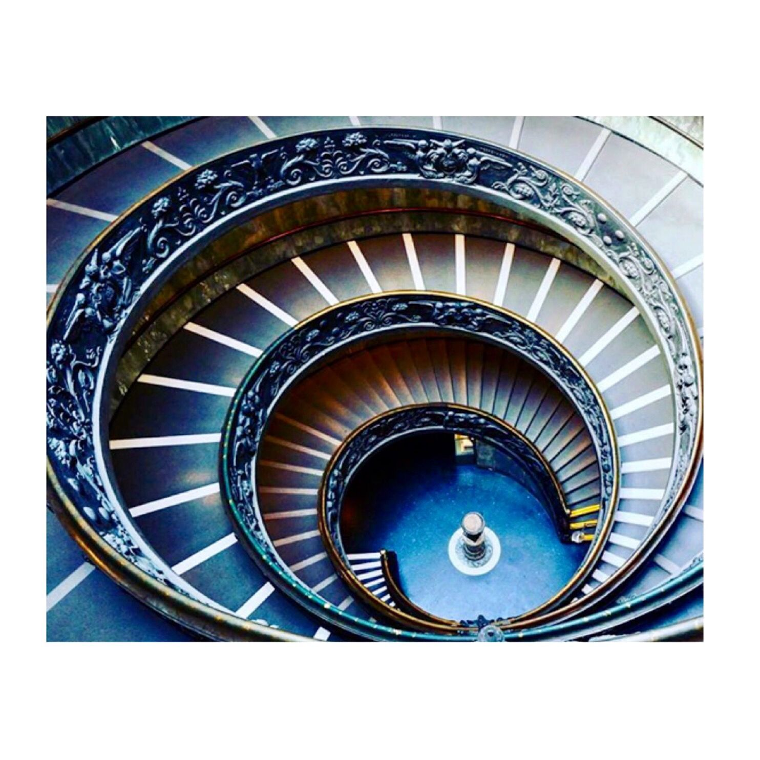 Best The Double Helix Baramante Spiral Staircase Of The Vatican 400 x 300