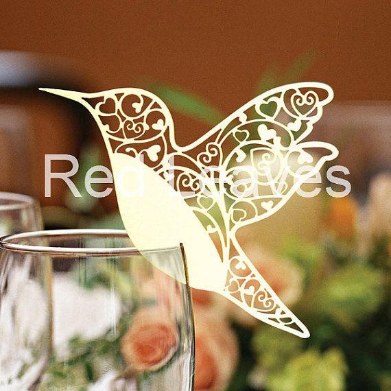 laser cut table decor
