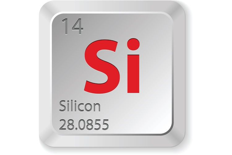 Facts About Silicon Maries Science Folder Pinterest Periodic