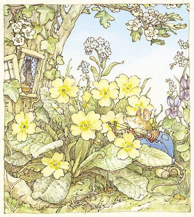 Brambly Hedge - Gallery