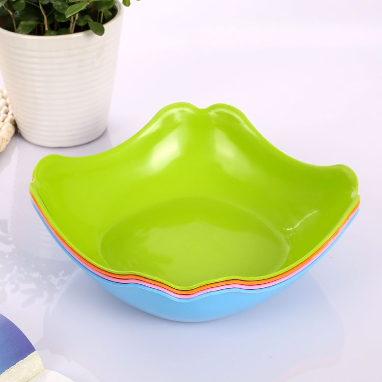 1PC 22cm candy dish high quality FDA PP plastic special-shaped plate Home Furnishing creative & 1PC 22cm candy dish high quality FDA PP plastic special-shaped plate ...
