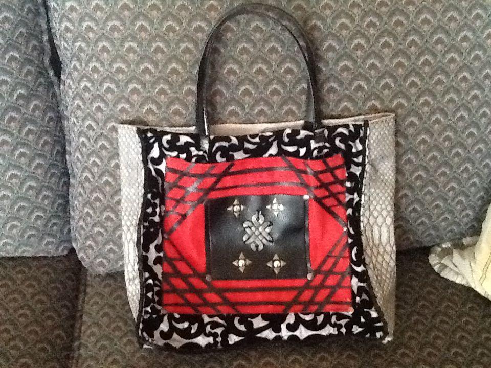 Handmade bag No. 3 (Sheryce Collection)