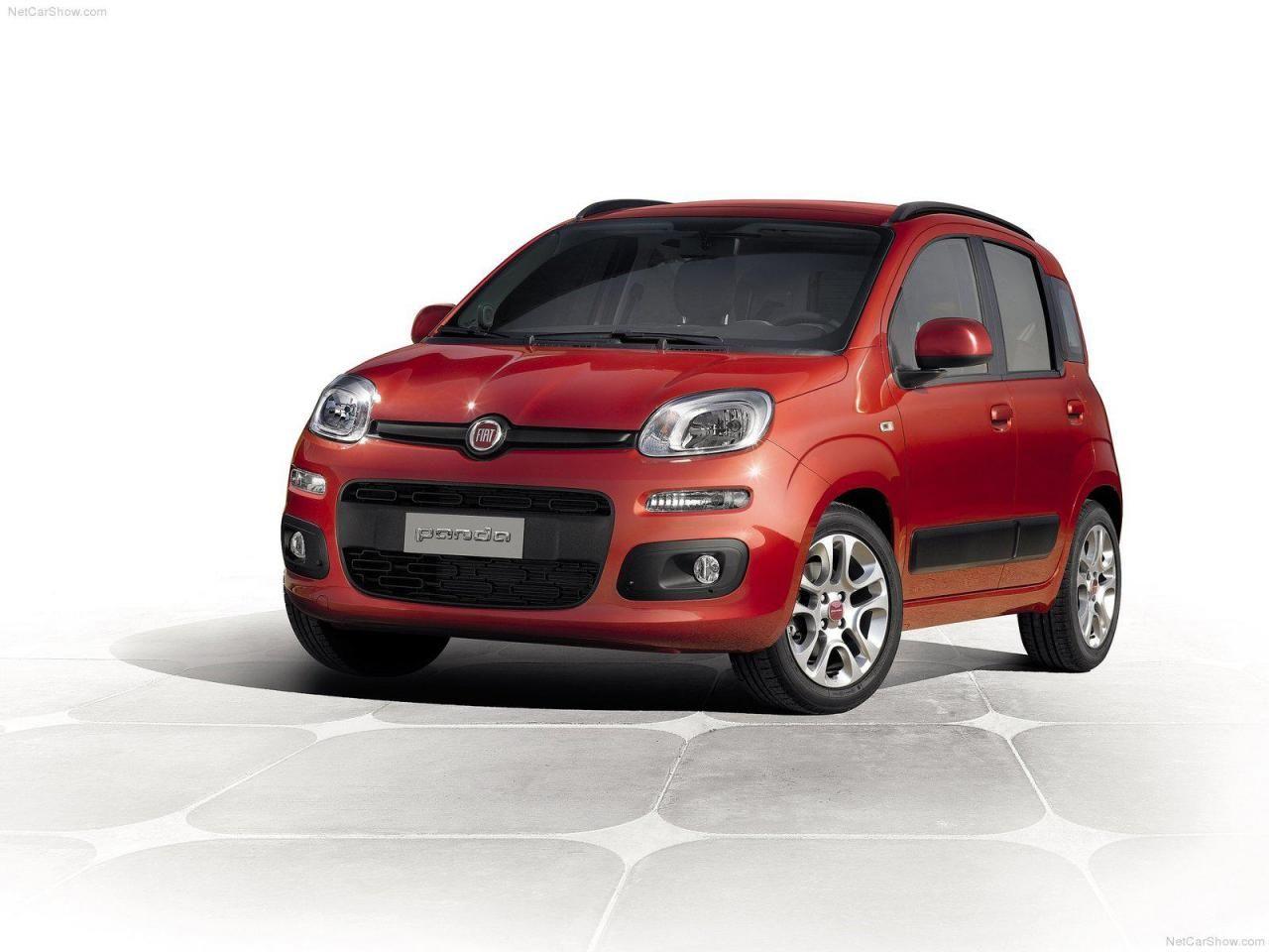 2013 Fiat Panda 2013