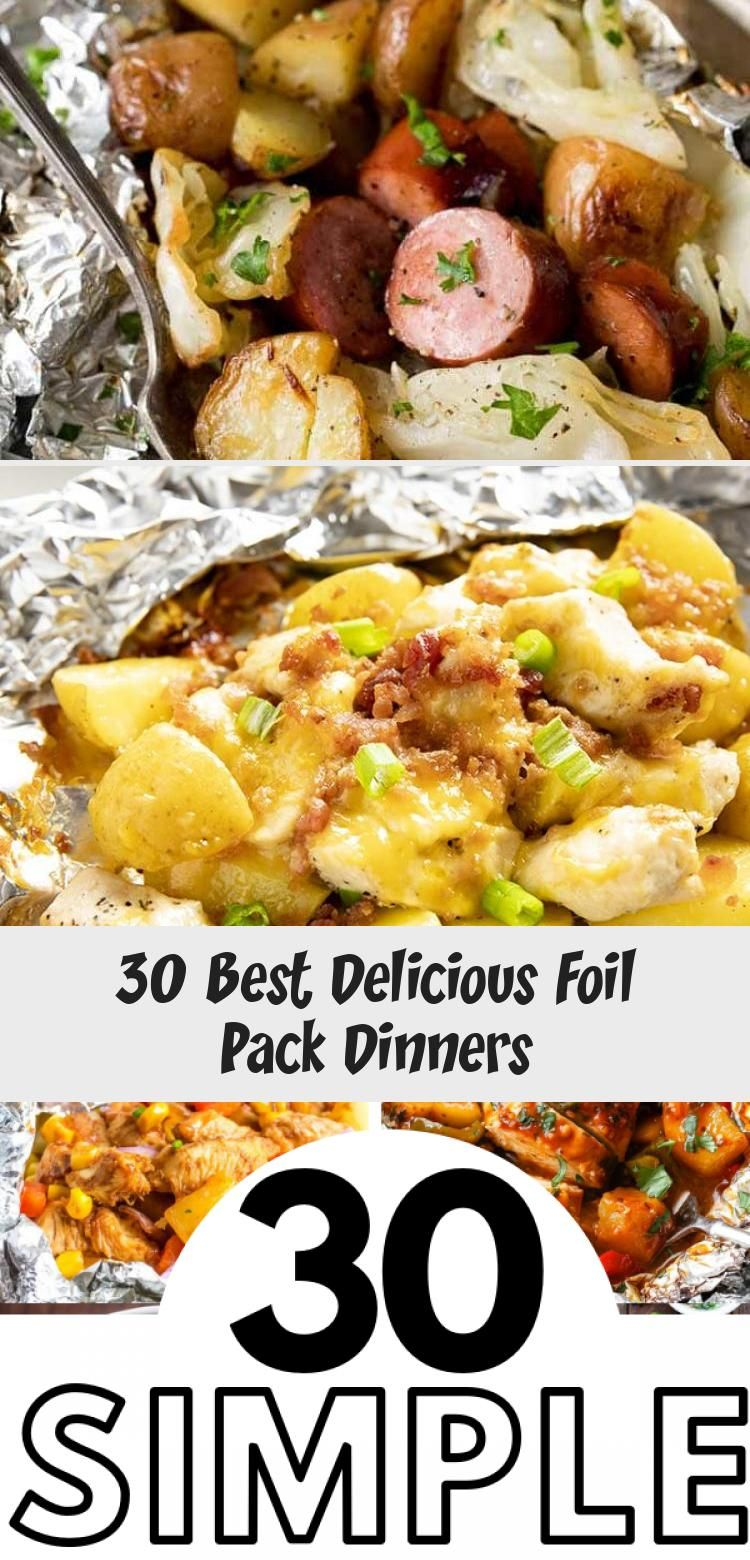 Photo of Get dinner from oven to table quick and easy with these best delicious foil pack…
