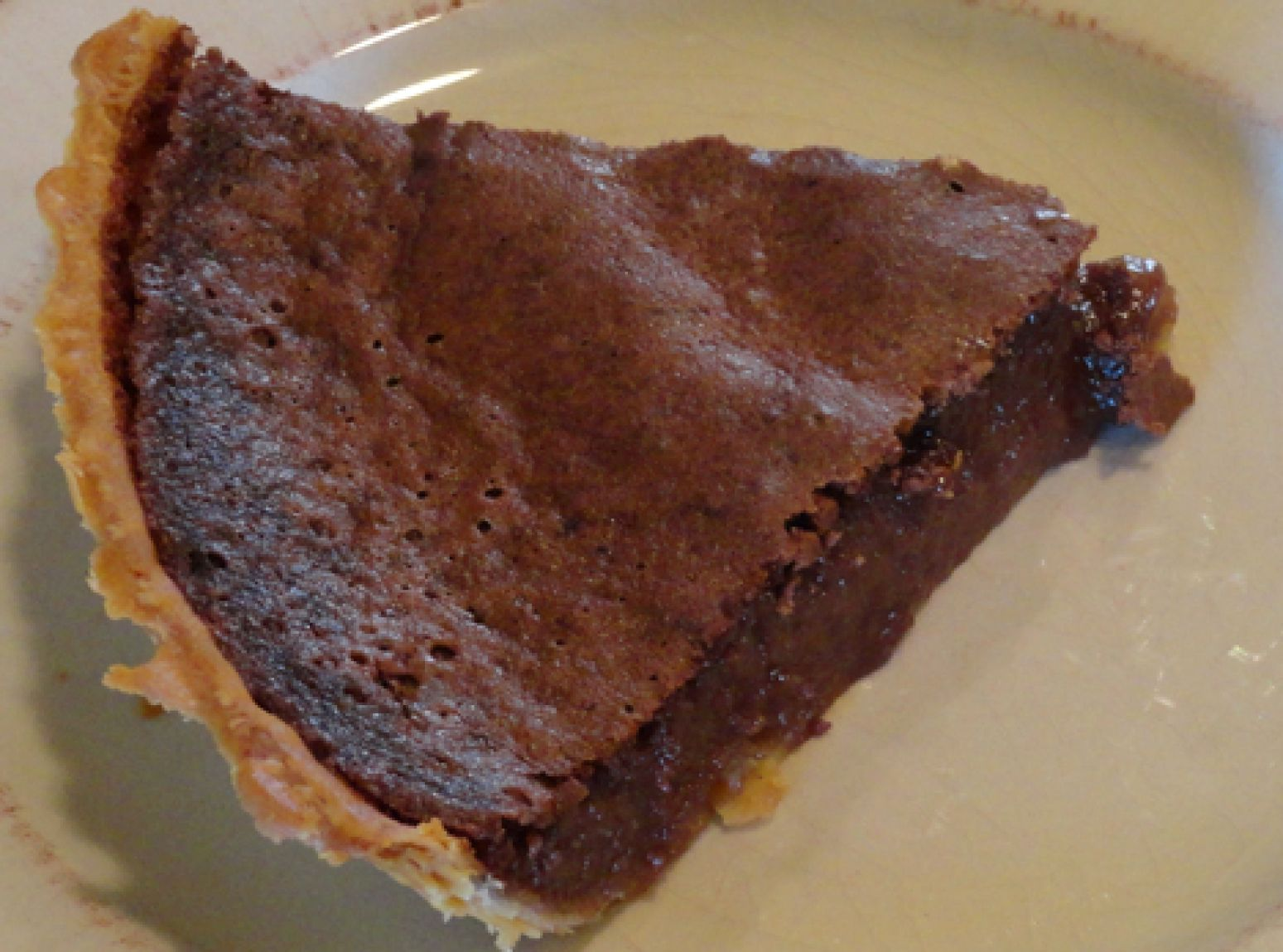 Chocolate Buttermilk Pie Recipe Just A Pinch Recipes Desserts Chocolate Buttermilk Pie Recipe Buttermilk Pie