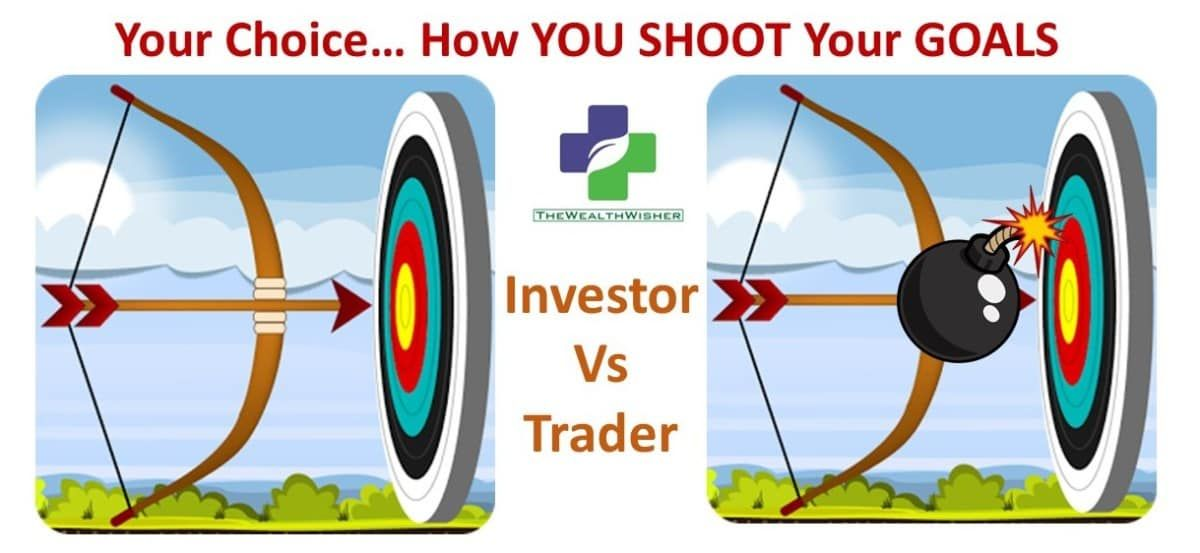 Traders Vs Investors What Is Your Investing Style Thewealthwisher Tw2 Investing Financial Markets Investors