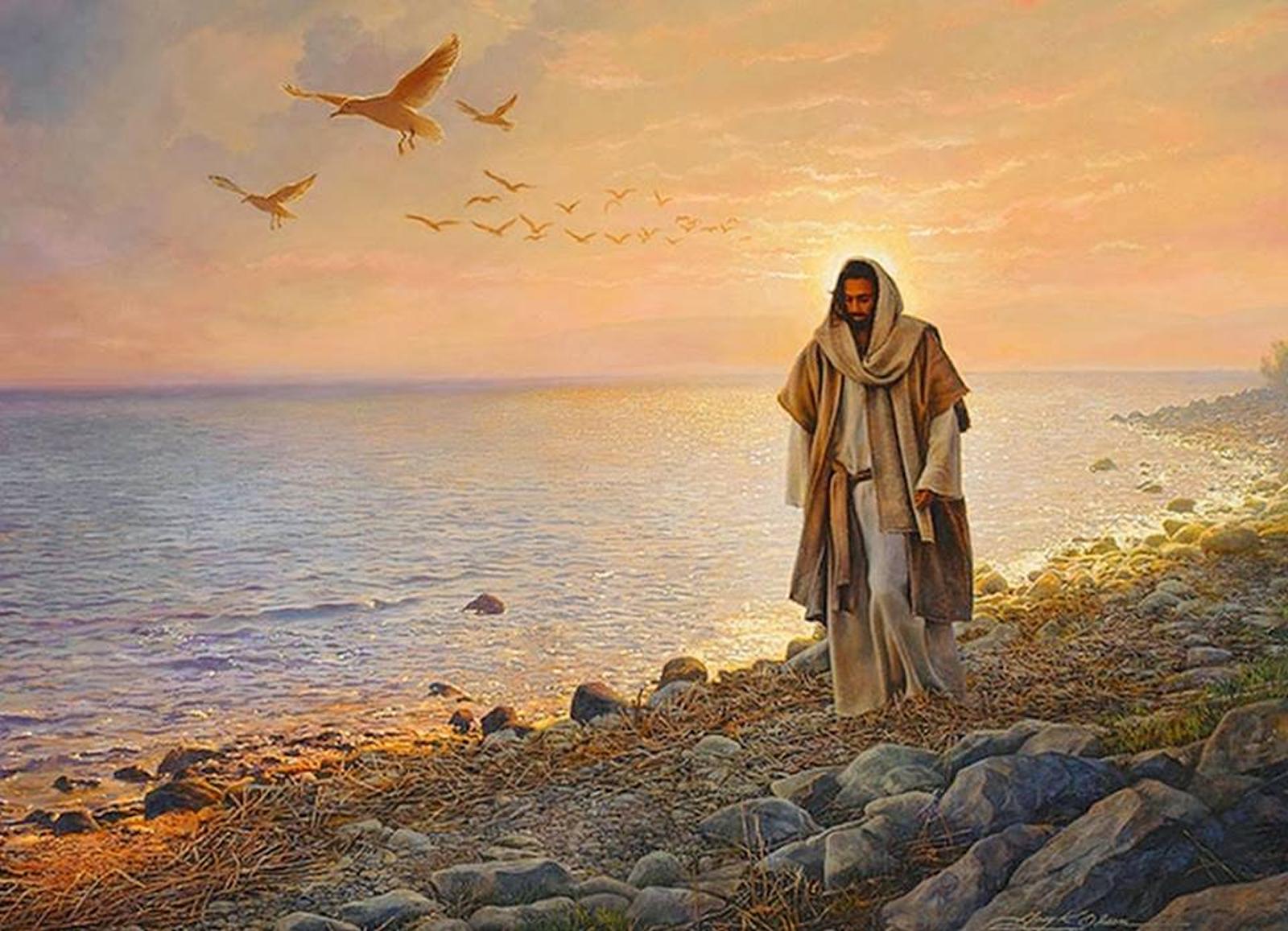 Fondos De Paisajes Con Jesus En Hd Para Descargar Gratis 5 Hd