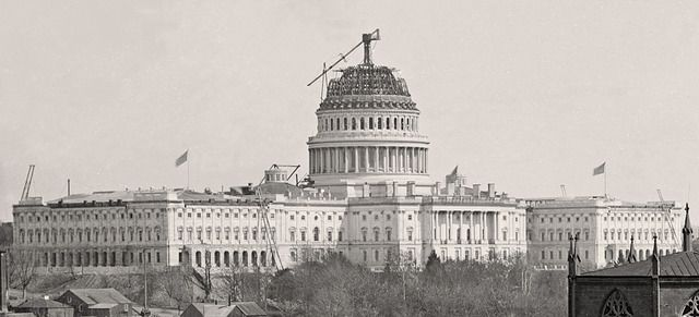 Image result for u.s. capitol UNDER CONSTRUCTION