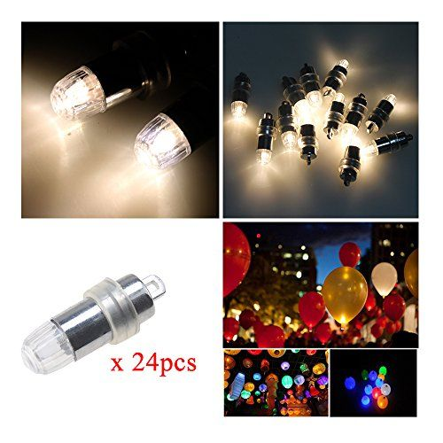 Battery Operated Led Balloon Lights