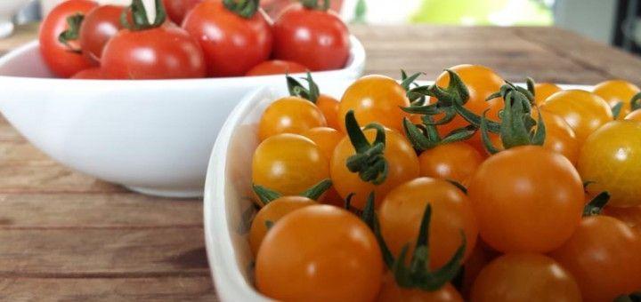 Welches Obst und welches Gemüse reift nach? #tomatenpflanzen