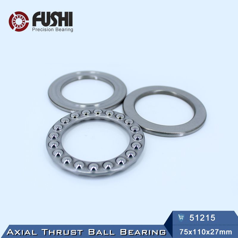 51215 Thrust Bearing 75x110x27 Mm Abec 1 1 Pc Axial 51215 Thrust Ball Bearings 8215 Affiliate Thrust Bearing Hardware Axial