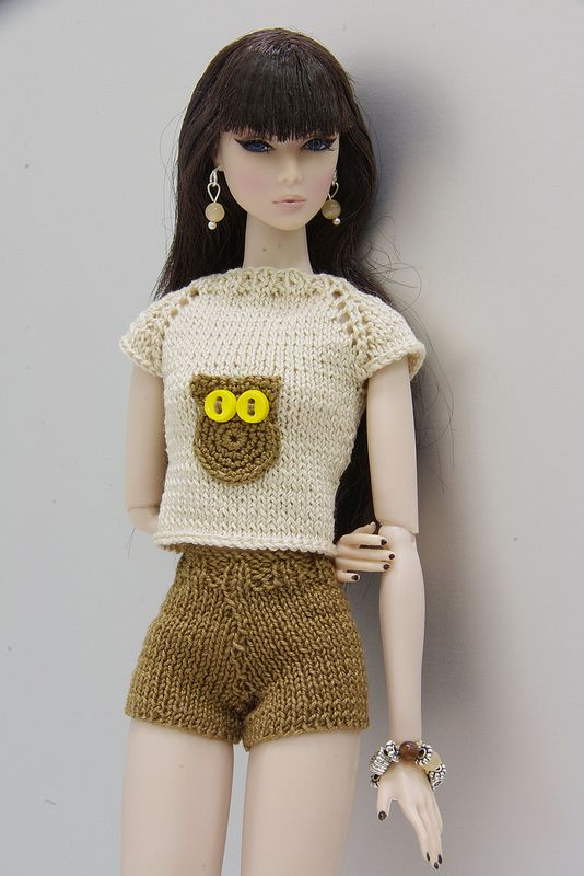 Fashion royalty knit Lilith Rocking Ever After