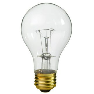 100 Watt Light Bulb 10 000 Hour 130v In 0100a1910kcl Bulb Incandescent Light Bulb Light Bulb