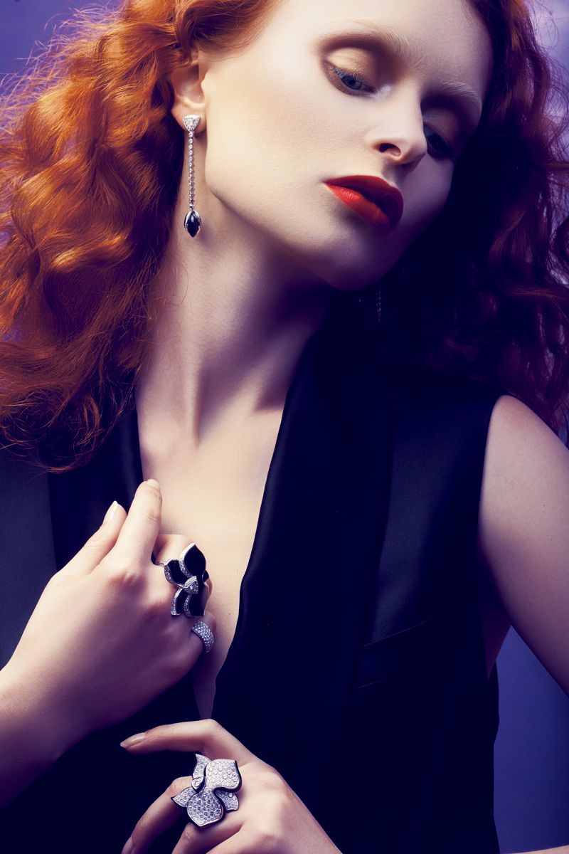 Albe hamiti cheveux roux pinterest cartier makeup and redheads