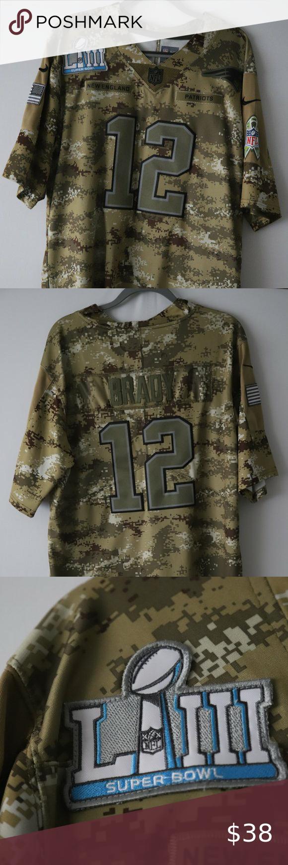 camouflage tom brady jersey