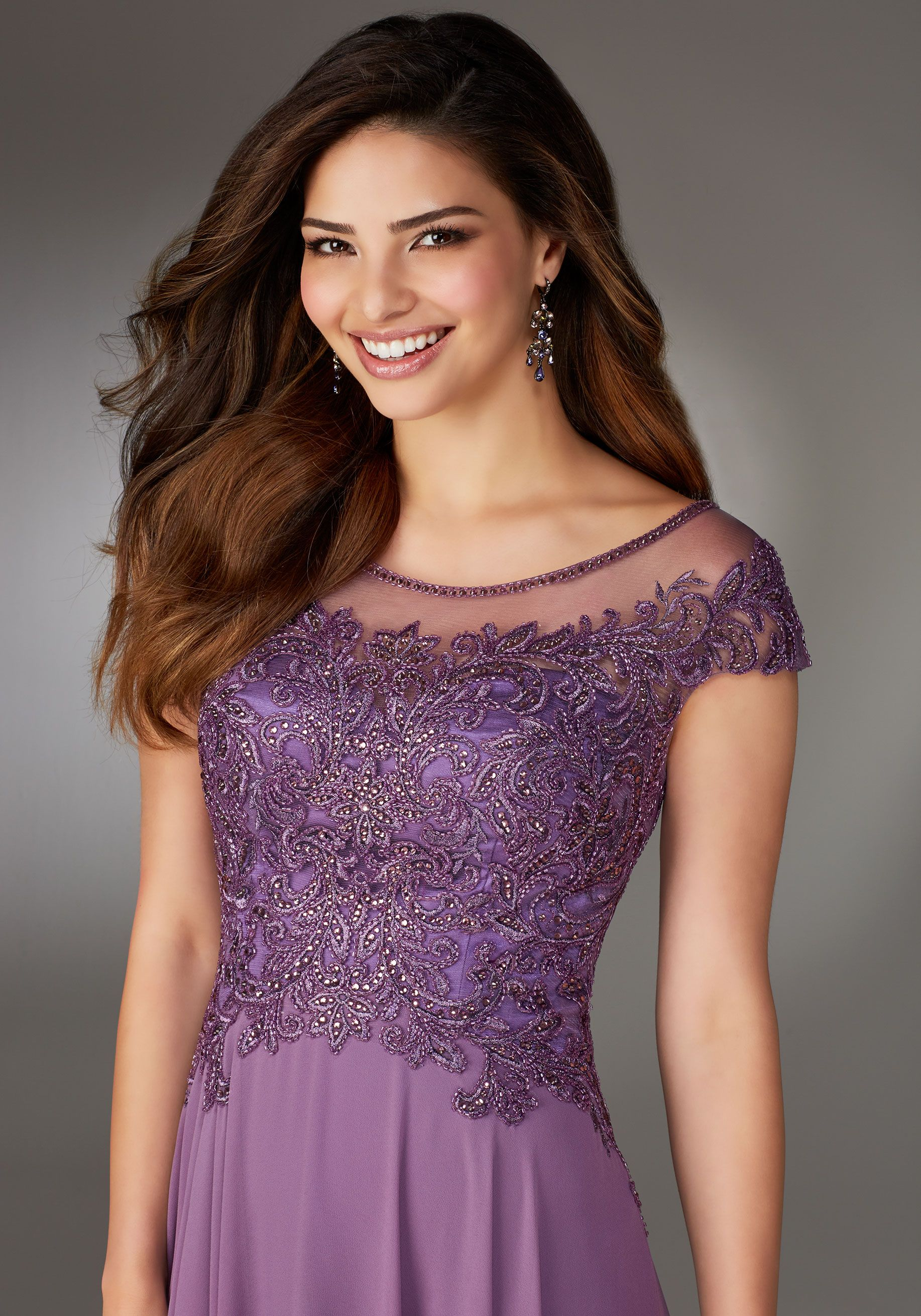 Evening Dresses and Mother of the Bride Dresses by Morilee designed ...