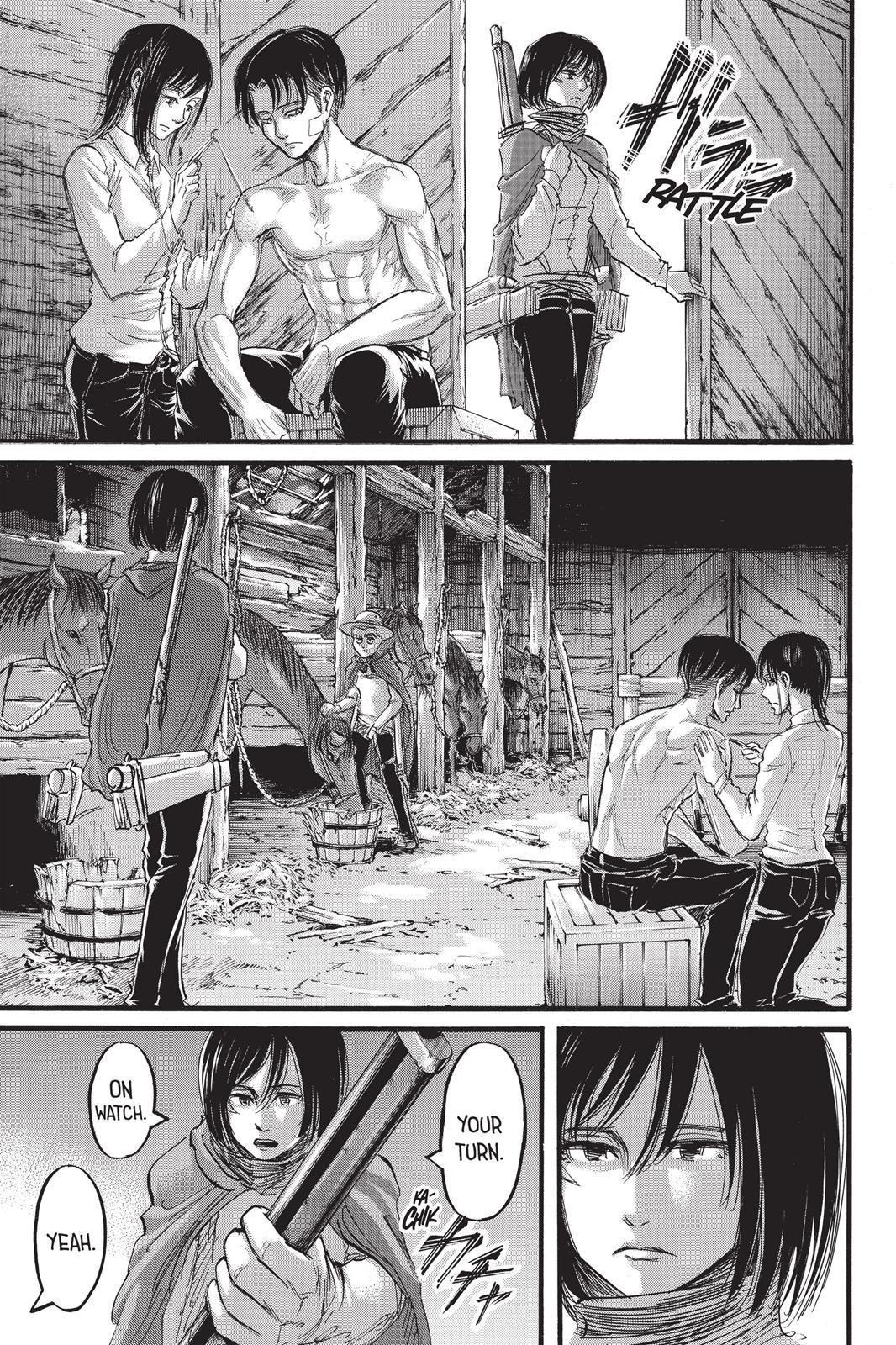 Shingeki No Kyojin Chapter 59