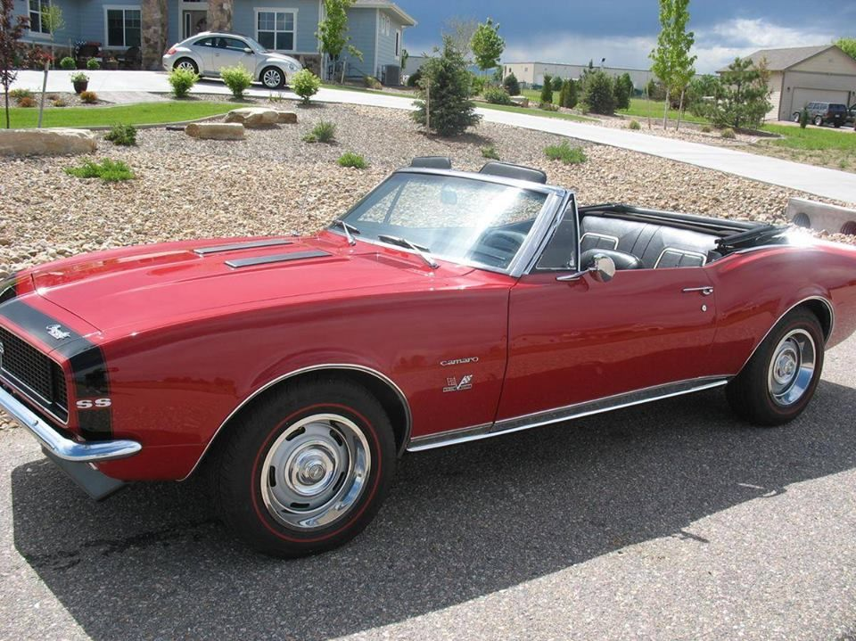 1967 Chevrolet Camaro RS/SS (CO) - $47,500 Please call Stephen @ 970 ...