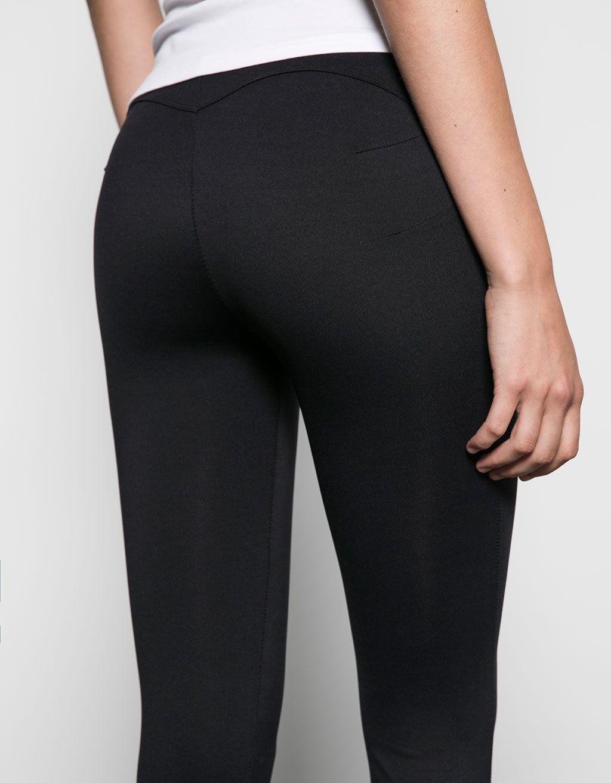 Leggings Bershka Push Up New Bershka Portugal Pantalones Bershka Bershka Leggings