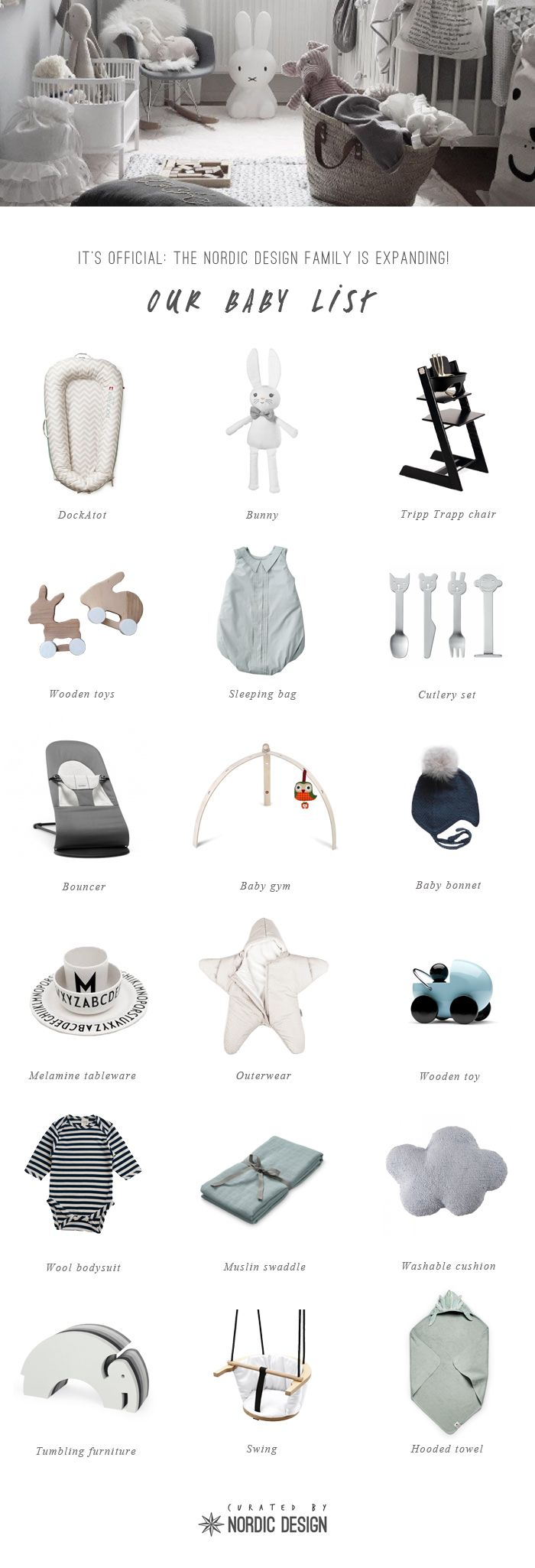 Nordicdesign S Baby List Must Haves From Our Favourite Mostly Scandinavian Brands Best Products Ideas New Baby Products Baby List Scandinavian Baby