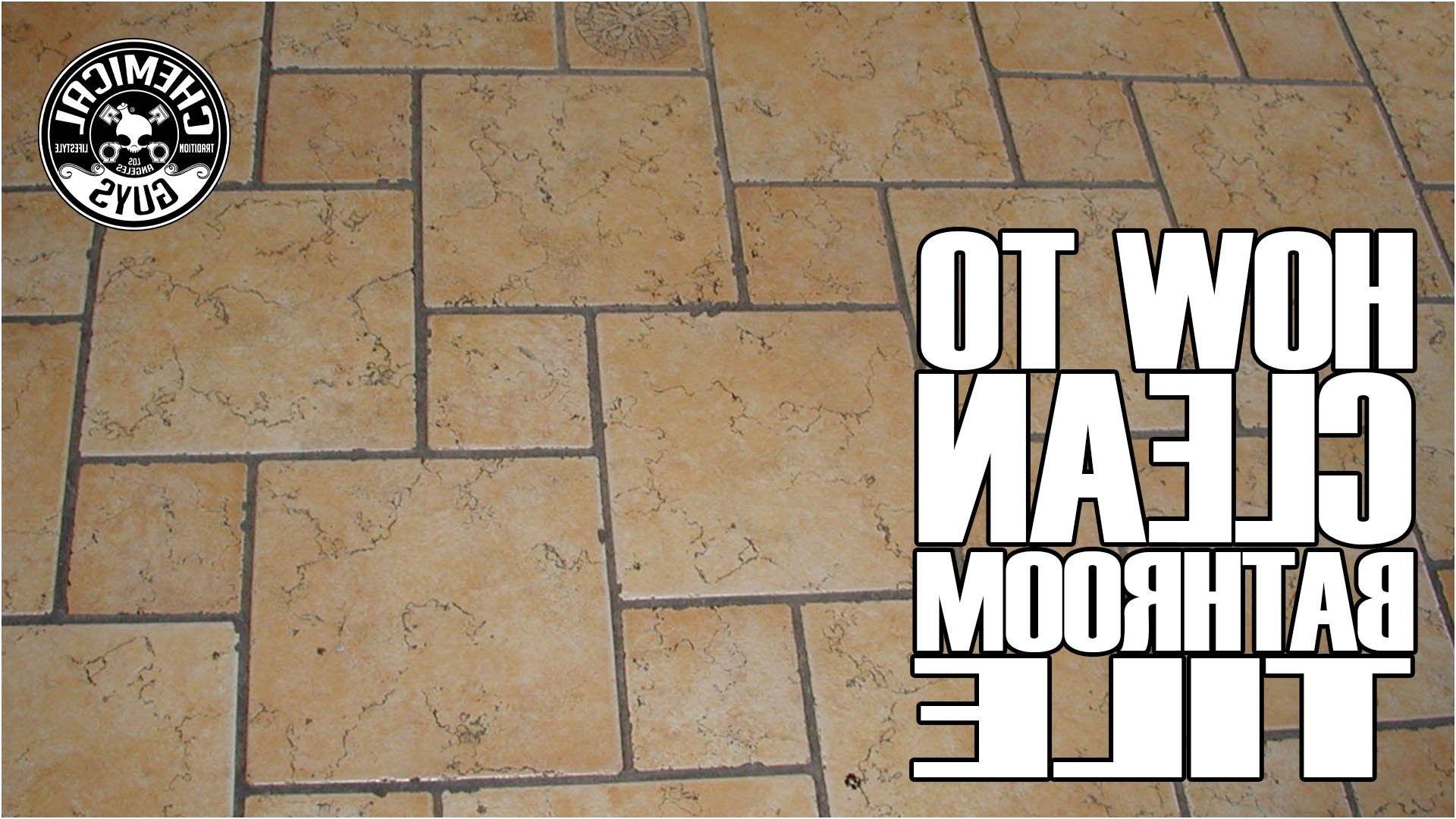 Easy Way To Clean Bathroom Tiles Amusing Best Way To Clean From Easy Way To  Clean