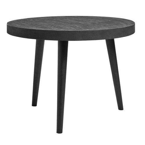 Tisch mit Betonplatte   Runder esstisch, Esstisch und ...