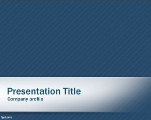 clean blue powerpoint template is a clean but simple template for